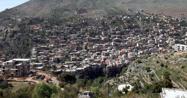 Mideast conflicts meet in tiny patch of Lebanon