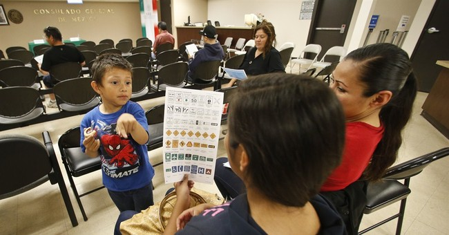Months ahead, immigrants study for driver test