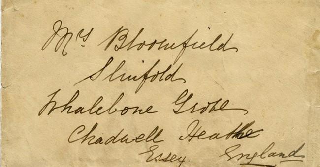 Letter written aboard Titanic sells for $200,000