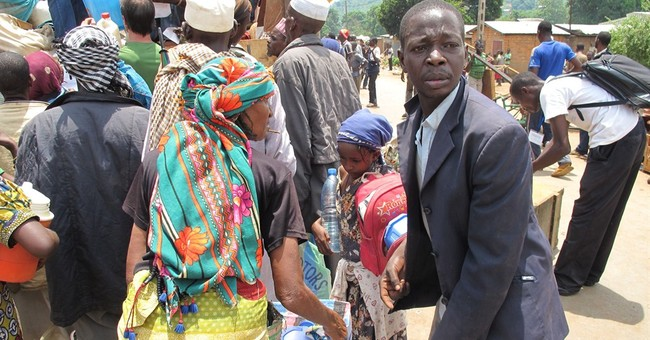 1,300 Muslims leave C. African Republic capital