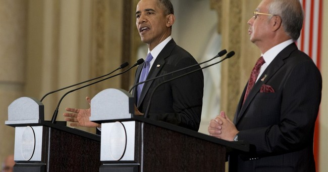 In Malaysia, Obama keeps focus on human rights