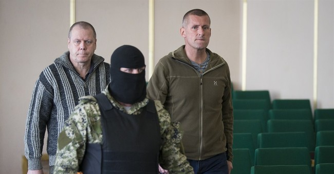 Germany working on release of OSCE hostages