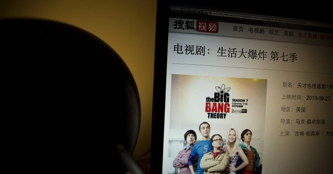 China video site: US TV show ban not policy change