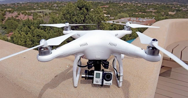 Santa Fe real estate agent takes to using drone