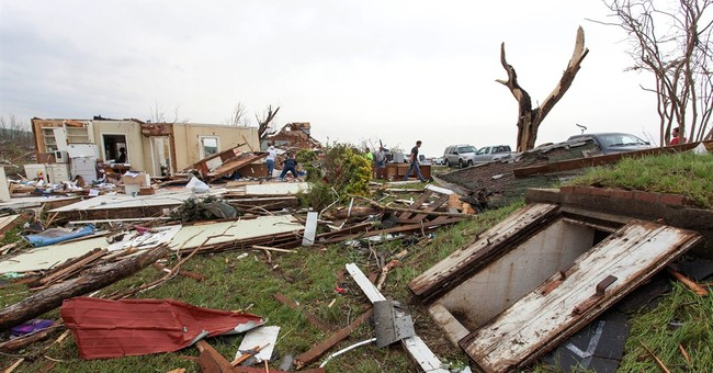 A look at storm shelters and tornadoes