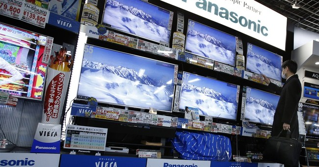 Panasonic returns to annual profit on weak yen