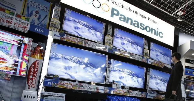 Panasonic returns to annual profit on weak yen