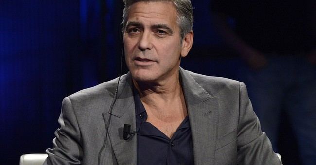 George Clooney engaged to UK attorney, firm says