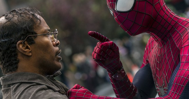 Review: Garfield-Stone chemistry saves Spidey 2
