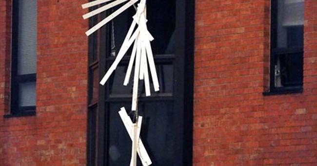 Tornado damages medical center in Mississippi