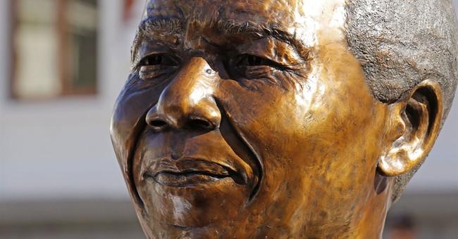 SAfrica celebrates Mandela, 20 years of democracy