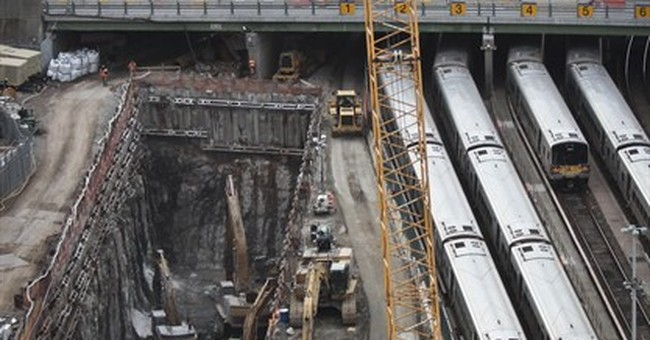 In NYC, a $185M tunnel that leads nowhere, for now