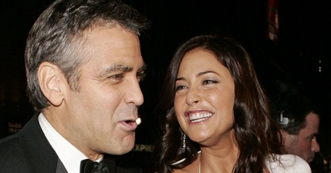 AP PHOTOS: The loves Clooney left behind