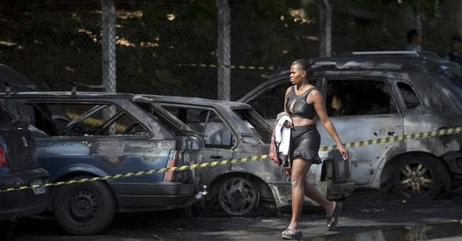 Tensions rise in Rio slum after elderly death
