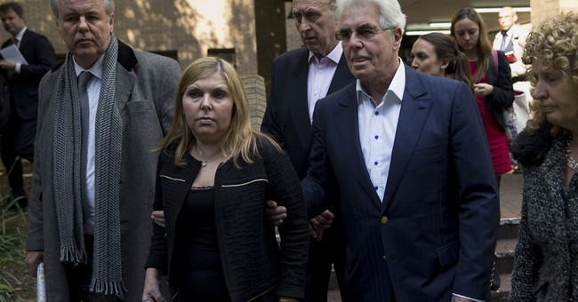 British PR man found guilty of indecent assaults