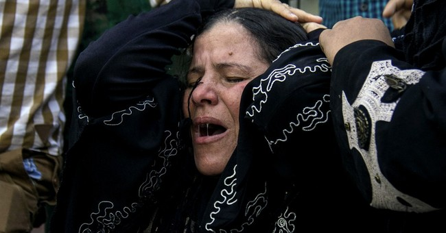 Egypt sentences 683 to death in another mass trial
