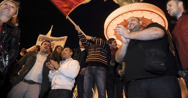 Macedonia's conservatives win 2 elections