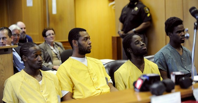 4 mob attack suspects to face trial in August