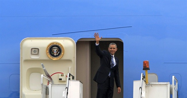 Obama vigorously defends foreign policy record
