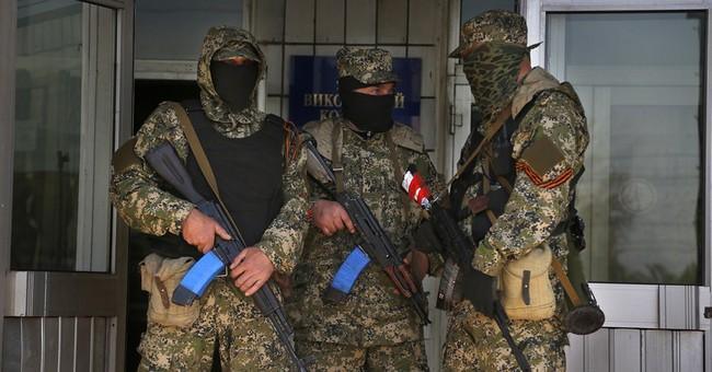 Ukraine mayor shot; US announces new sanctions