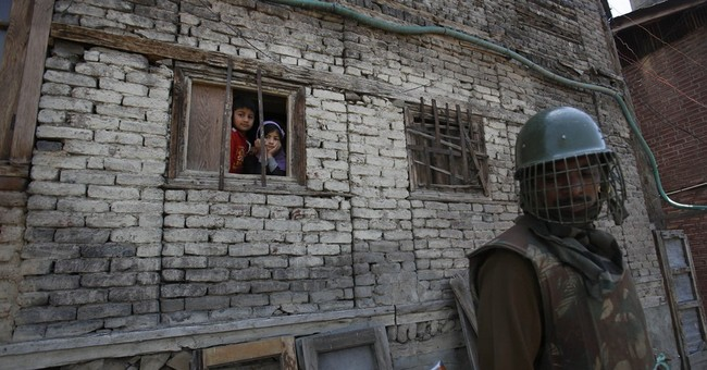 Police detain 600 anti-India activists in Kashmir
