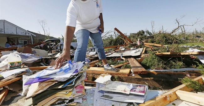 Tornado survivors tell their harrowing stories
