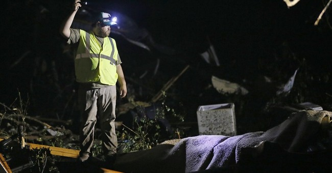 Tornadoes kill 11 as storm move across the South