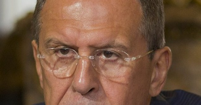 Russia FM criticizes EU, US sanctions over Ukraine