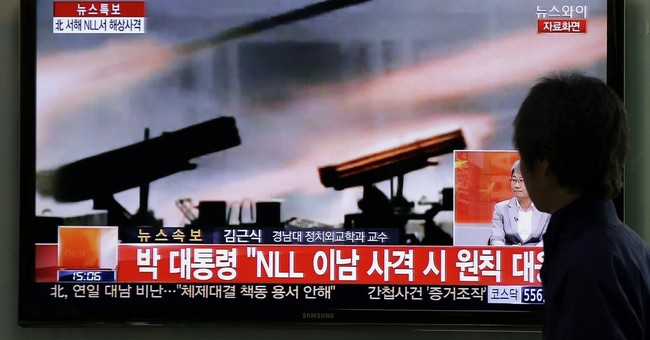 South Korea: North holds live-fire drills at sea