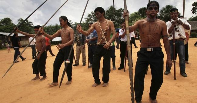 Ecuador's president warns indigenous community