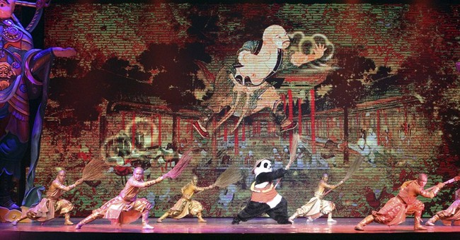 China breaks into Las Vegas show business