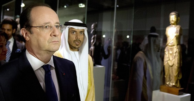 Louvre Abu Dhabi shows off its treasures in Paris