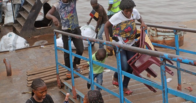 Republic of Congo deports thousands lacking papers