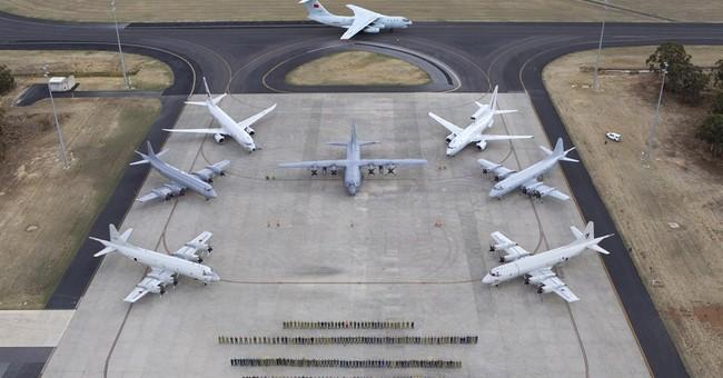 Australia dismisses possible plane wreckage claim