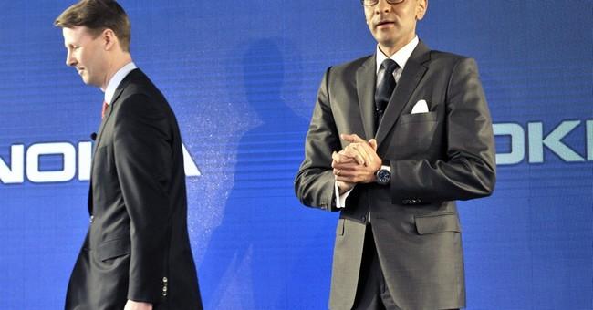 Nokia eyes turnaround with new CEO, dividend