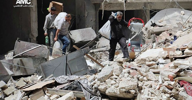 Syria: Mortar shells kill 14 in central Damascus