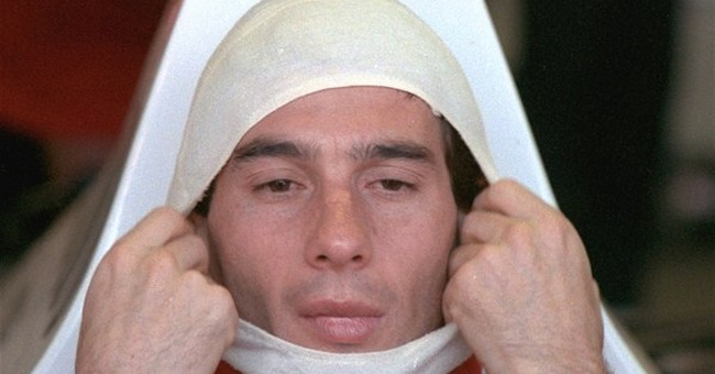 Memorial held in Imola for Senna and Ratzenberger