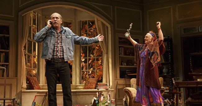 'Velocity of Autumn' with Estelle Parsons to close