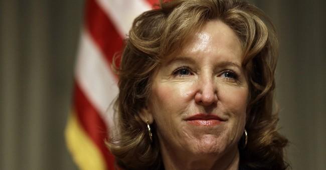 Candidates seek female votes key to Senate control