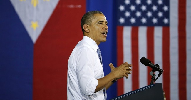 Obama headed home after 4-country Asia tour