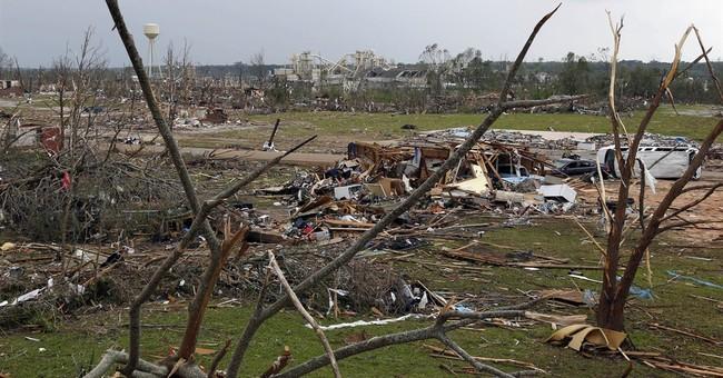 Tornado survivors tell their harrowing stories
