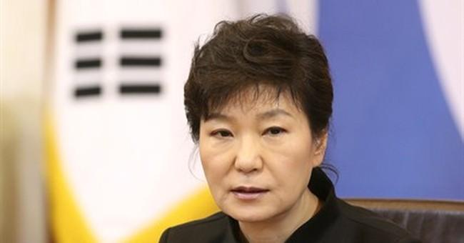SKorean president apologizes for ferry response