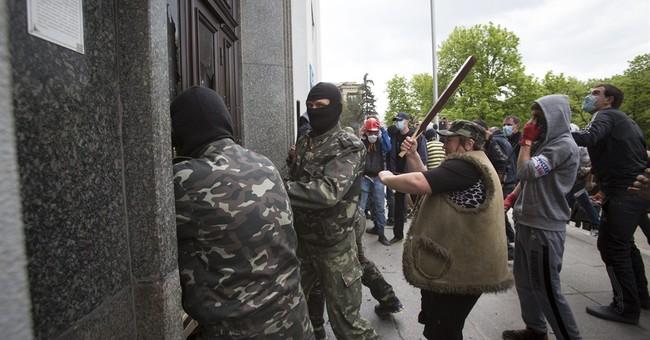Shadowy commander is face of insurgency in Ukraine