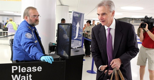 Quick screening extended to international airlines