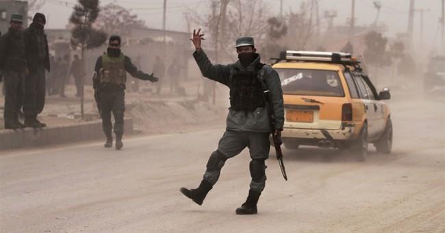 Taliban bicycle bomber kills 2 in Afghanistan