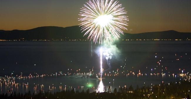 Suit: Lake Tahoe fireworks violate Clean Water Act