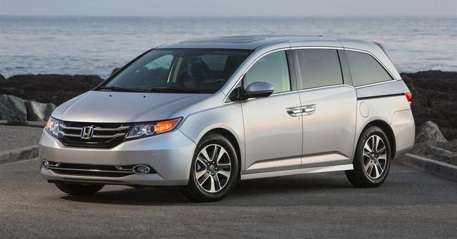 Honda Odyssey: Maximum van, minimum fuel