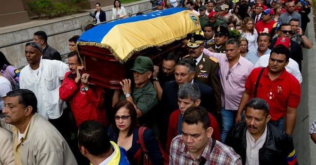 Arrest made in slaying of Venezuela ex-spy chief
