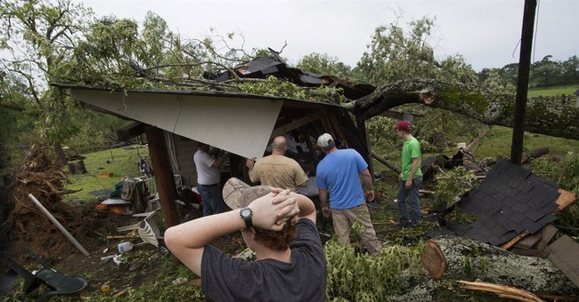 Hundreds rescued from floodwaters in Fla., Ala.