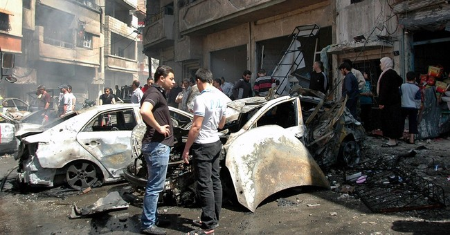 Cease-fire, evacuation deal in Syria's Homs